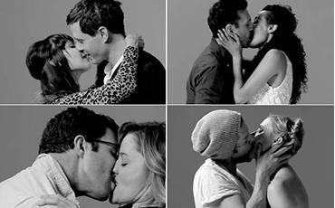 first kiss, marketing, social media